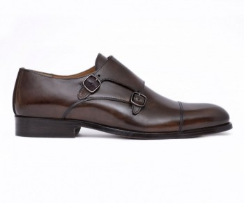 DOUBLE MONK - 58565 MARRONE