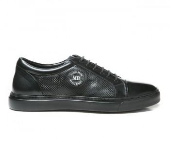 Sneaker bassa 58693-nero