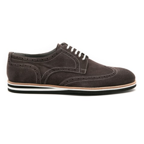 brogue 55304-grey