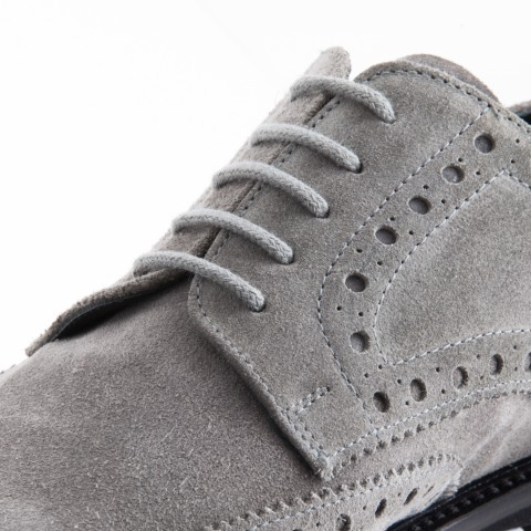 brogue 47413-grigio