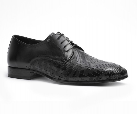 Derby vitello nero-60872