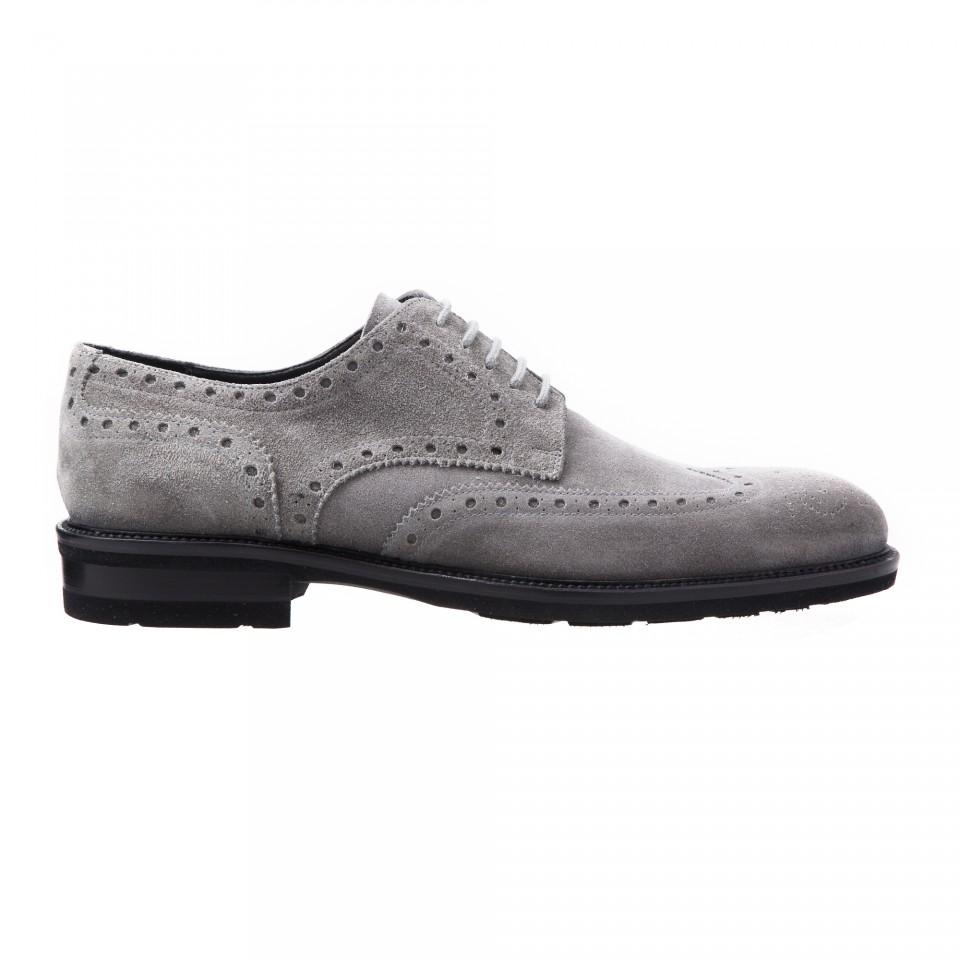 Scarpe classiche da uomo Mario Bruni - Scarpa all inglese in ... 53eef318388