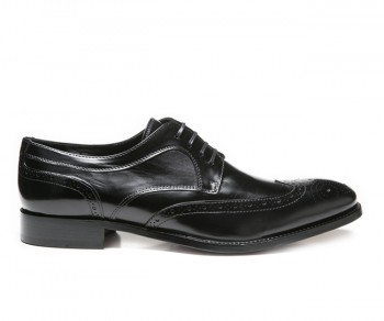 Derby Half Brogue 58699-nero