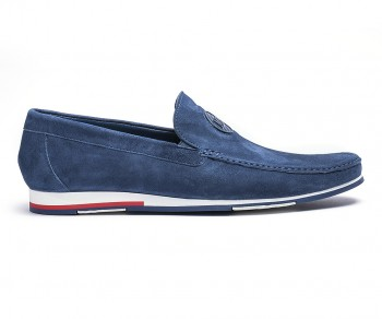 Loafers suede sky-61178