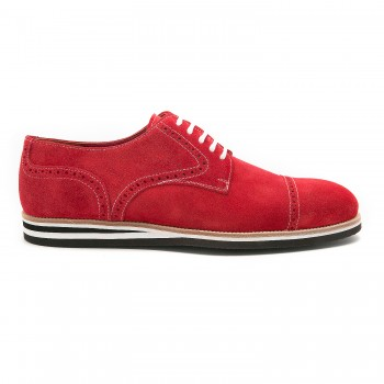 brogue 54987-rosso